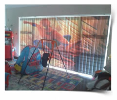 Printed Blinds For Residential/Home Use In Bloemfontein